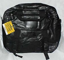 Genuine Cowhide Executive Briefcase Computer Bag Embassy Italian Stone LULCB2