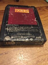 Exile / All There Is 1979 Warner Bros Records-8 Track Tape
