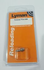 Lyman Case Trimmer Pilot 26, 26 caliber, 260 Rem, 6.5 Creedmoor etc #7822013