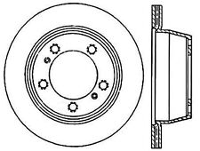 StopTech Disc Brake Rotor-Preferred Front for Porsche 718 Boxster # 128.37047