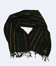 DRAKES Cashmere Wool Scarf Multicolor