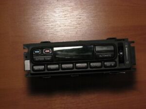 1999-2002 Navigator Ford Expedition digital A/C climate control XL7H-19C933-AE