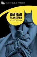 Batman Planetary Deluxe Edition Oversized HC Hardcover DC Comics BRAND NEW.