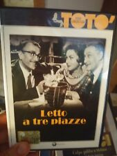 Dvd LETTO A TRE PIAZZE