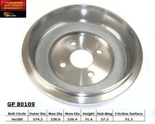 Brake Drum fits 2004-2007 Saturn Ion  BEST BRAKES USA