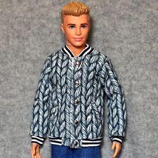 Barbie Ken Doll Fashion Clothes Coat For KEN Dolls