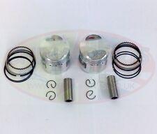 Piston & Rings Set for Jinlun Texan JL125-11 Twin Cylinder 244FMI