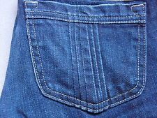 DIESEL CHEROCK 8FC WOMENS SLIM BOOTCUT FIT JEANS SIZE 29 LONG NEW MADE IN ITALY