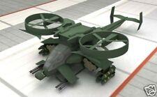 AT-99 Scorpion Gunship AT99 Avatar Wood Model Free Shipping New