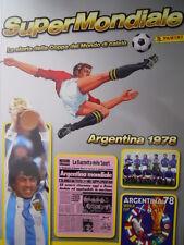 Panini World Cup Storia Mondiale Argentina 1978  - Ristampa [sc.48]