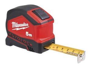 Milwaukee Hand Tools MHT932464665 Autolock Tape Measure 5m/16ft (Width 25mm)