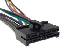 AEG Car Radio Cable Iso Connection Plug Audiovox Foryou Jgc Silvercrest Foryou