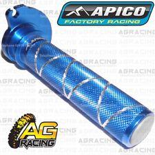 Apico Blue Aluminium Throttle Tube Sleeve With Bearing For Husqvarna CR 360 1998