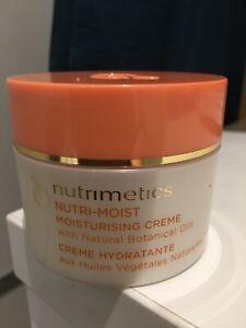 Nutrimetics Nutri-Moist Moisturising Creme - 125ml - Brand New