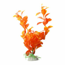 Planta Artificial Decoracion de lastica de Plantas para Acuario J9W6