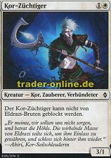 4x kor-züchtiger (kor castigator) Battle for Zendikar Magic