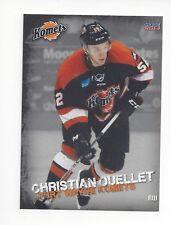 2013-14 Fort Wayne Komets (ECHL) Christian Ouellet (Blue Devils Weiden)