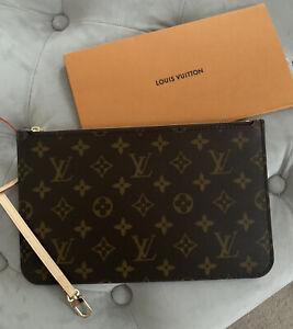 Louis Vuitton Monogram (GM Neverfull) Pochett