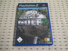 Outlaw Golf 2 für Playstation 2 PS2 PS 2 *OVP*