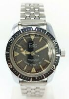 Orologio Difor gran sport 150 diver watch diving clock montre vintage freccione