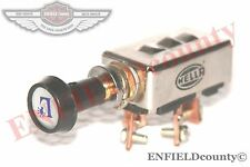 NEW GENIUNE HELLA 12V HEADLIGHT SWITCH UNIVERSAL JEEP FORD TRACTOR @ECspares