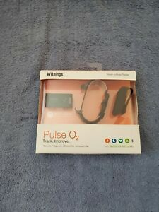 """""""NEW/SEALED"""" Withings Pulse O2 Oximeter SPO2 Heart Rate Sleep Activity Tracker"""
