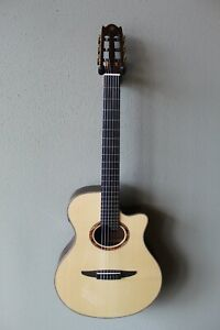 Brand New Yamaha NTX5 Nylon String Acoustic/Electric Classical Guitar - Natural