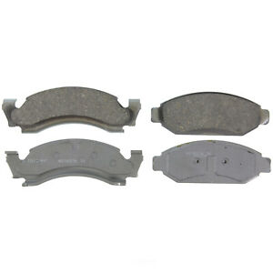 Frt Ceramic Brake Pads  Wagner  PD50