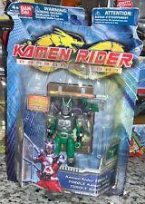 "Ban Dai Kamen Rider DRAGON KNIGHT ""Torque"" 3.75? SEALED NEW RARE"