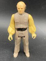 Star Wars Vintage Kenner Original 1980 Lobot Action Figure, No Weapon