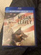 Megan Leavey BLU-RAY & DVD
