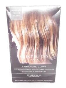 Kristin Ess Hair The One Signature Hair Gloss - Golden Hour Light Golden Blonde