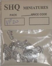 SHQ 20mm (1/72) German Assorted Stowage Items (VP20)