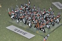 25mm napoleonic / russian - grenadiers 24 figs infantry - inf (22015)