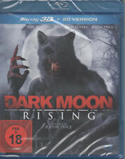 Dark Moon Rising Blu Ray 3D + 2D Version NEU Eric Roberts Billy Blanks FSK 18