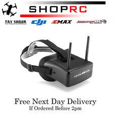 Eachine VR008 Duo Antennas 4.3 Inch 5.8G 40CH Raceband FPV Goggles