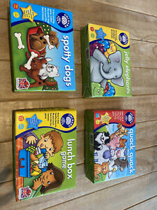 orchard toys educational games bundle