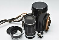 [Near MINT IN CASE FINDER] Canon 135mm f/3.5 for L39 LTM Leica Screw Mount Black