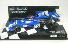 F1 1/43 Tyrrell 007 Ford Jabouille 1975 Minichamps