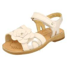 Sandales blanches pour fille de 2 à 16 ans, pointure 28