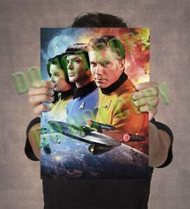 Star Trek Strange New Worlds - Poster A3 Size