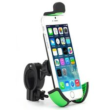 Bicycle Mount Handlebar Holder Bike Cradle Dock Swivel Heavy Duty for Phones