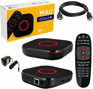 Infomir MAG424w3 MAG 424w3 Wi-Fi FREE SHIPPING