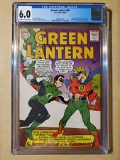 "Green lantern 40 cgc 6.0 (1965) Origin of the Guardians, 1st ""Crisis"", 1st Krona"