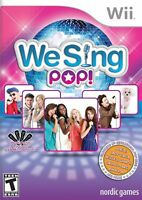 We Sing Pop - Nintendo Wii - Brand New Factory Sealed