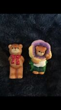 Lucy And Me Collection Bears Little Pansy And Loving Bear