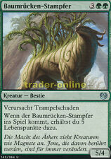2x Baumrücken-Stampfer (Arborback Stomper) Kaladesh Magic