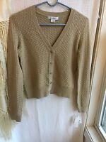 liz claiborne cardigan sweater
