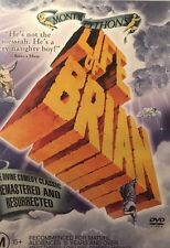 Monty Python's Life Of Brian Region 4 Dvd Very Good Condition