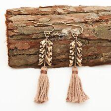 Boho Hoops Jewelry Spiral Brass Gypsy Earrings Tribal Ethnic Festival Indian
